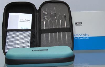 Speech Sondes - Intra Oral Speechtools